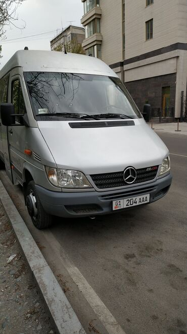 Mercedes-Benz Sprinter 2.7 л. 2004 | 2222 км