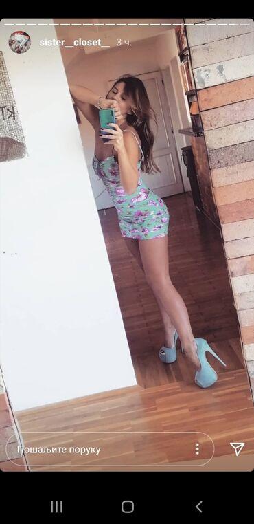 Din haljina - Srbija: Zara haljina nova xs 2500 Cipele 38 broj 1500 din