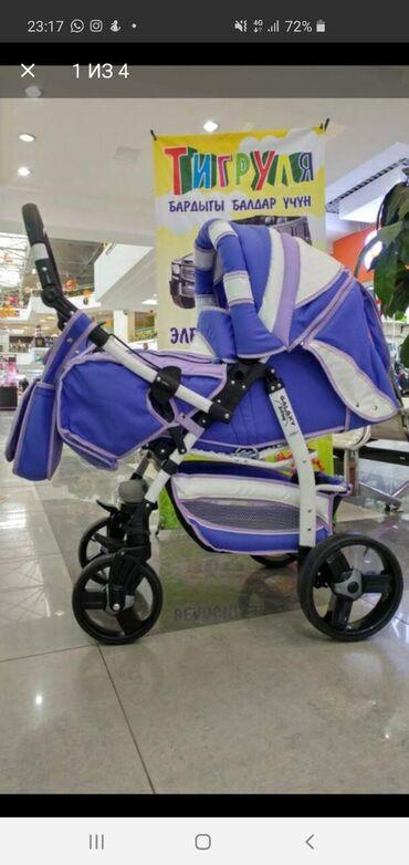 Коляски в Бает: Продаю совершенно новую коляску-трансформер фирмы Adamex Galaxy