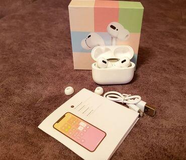 Apple AirPods slušalice. Potpuno nov model na tržištu. Najbolja kopija