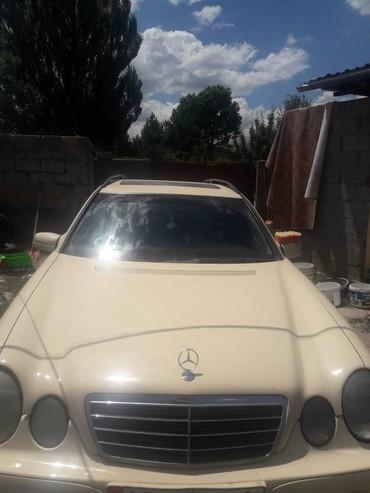 Mercedes-Benz в Кыргызстан: Mercedes-Benz E 220 2.2 л. 2003 | 400000 км