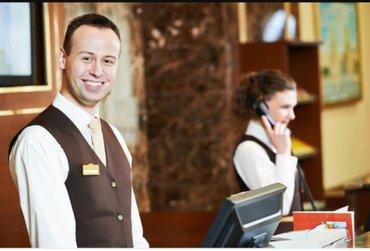 Требуется: администратор гостиницы в Ош