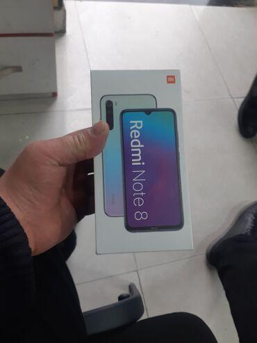 İşlənmiş Xiaomi Redmi Note 8 128 GB qara