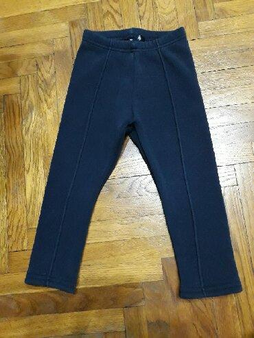 Zimske helanke teksas jaknice bluzice za - Srbija: Kiabi, zimske helanke, velicina 92. Bas tople, termo helankice za 2