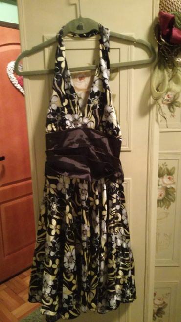 Ženska elegantna haljina.Veličina XS/S.Nošena jednom. - Nis - slika 2