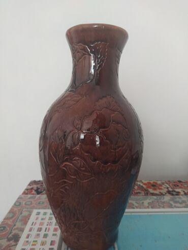 Керамическая ваза 50см 20д