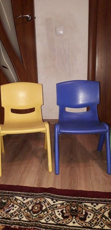 Детские стульчики с смайликами в Бишкек