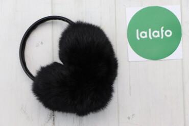 Жіночі зимові хутряні навушники    Довжина: 17 см  Ширина: 11 см   Ста