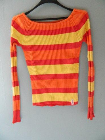 Novi šareni ženski džemper, vel. M - Sabac