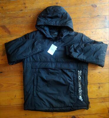 Gödəkçələr - Azərbaycan: Продаю новую куртку BERSHKA - 68 манат, размер S Заказывал для себя