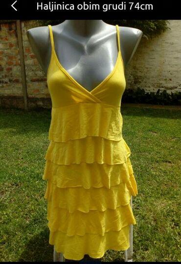 Ženska odeća | Indija: Haljina obim grudi 74cm obim grudi 64cm
