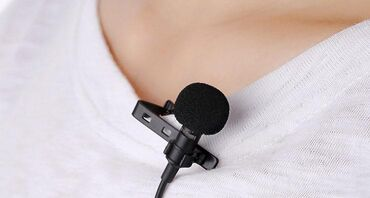 studijnyj-mikrofon-akg-p120 в Кыргызстан: Петличный микрофон