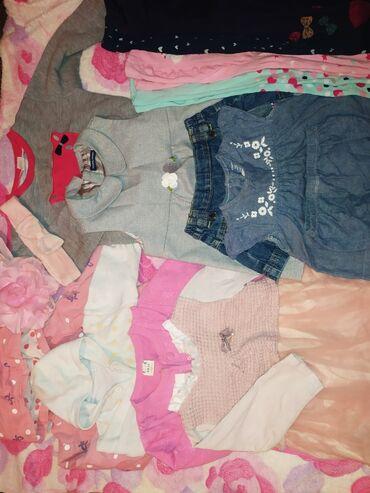 костюм школьника 18 в Кыргызстан: Вещи на девочку 12-18 месяцев, lc Waikiki, carter's, marine, можно