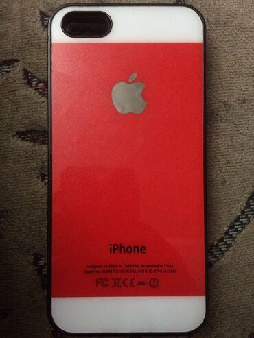 aifon 5se в Кыргызстан: Продаю чехол на iPhone 5/5s/5se