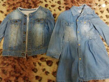 Детские платья в Кыргызстан: Продаю детские вещи на девочку 4-5 лет в отличном состоянии. Вещи