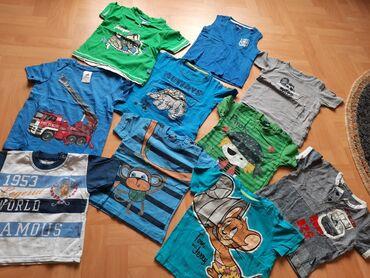 Dečiji Topići I Majice   Svilajnac: Majice vel od 9-12, 86