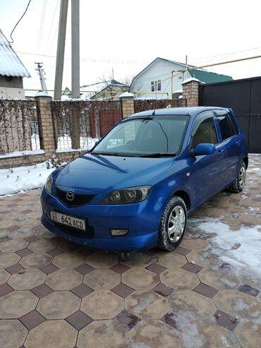 сколько стоит школьная парта в Кыргызстан: Mazda Demio 1.5 л. 2002