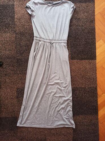 Duga haljina - Srbija: PRELEPA PAMUČNA DUGAČKA HALJINA