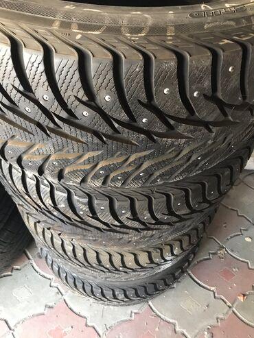 шины 27540 r20 в Кыргызстан: Хорошая мягкая резина Yokohama.  275/40/20  Протектор 90%