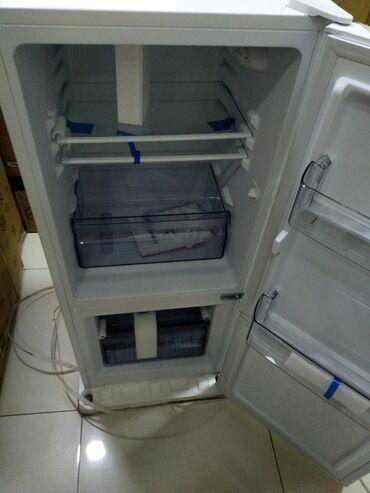 купить-компрессор-от-холодильника в Кыргызстан: Новый Двухкамерный Белый холодильник Avest