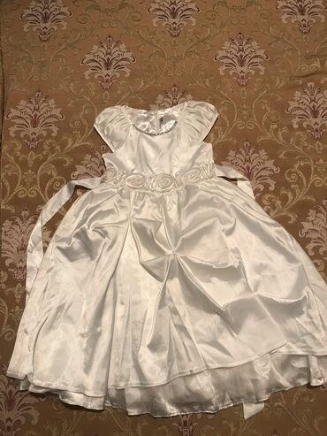 700 сом Акция! Только до декабря Цена 700 сом Нарядное платье на девоч
