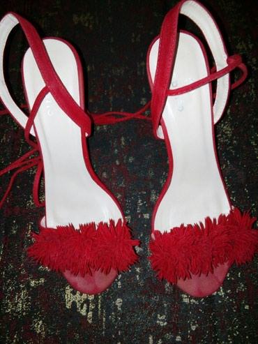 Atraktivne sandale Roberto br 37 Dužina gaz 24 - Krusevac