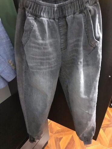 brand in trend в Кыргызстан: Продаю джинсы, S На резинке, высокая посадка Brand: w-pin Отличного ка