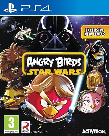 star 2 - Azərbaycan: Angry birds star wars