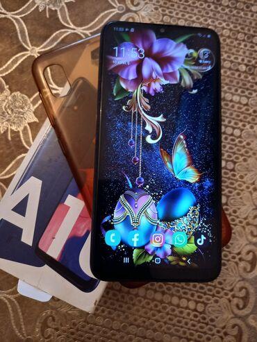 Samsung A10 | 2 GB | göy | İşlənmiş | Sensor
