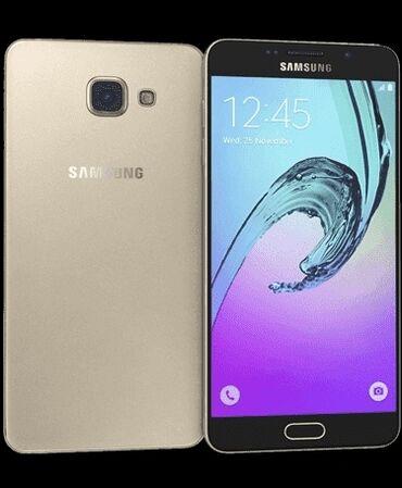 трактор т 16 купить в Кыргызстан: Samsung galaxy A7(16) Android 5.1.1  Цена 5000с