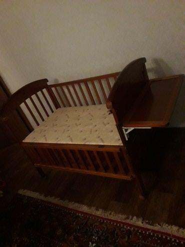 Продаю детскую кровать. Состояние отличное.. в Бишкек