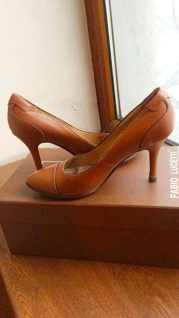 Женская обувь - Кыргызстан: Туфли натур.кожа,удобная колодка
