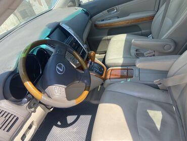 Lexus в Кыргызстан: Lexus RX 3.5 л. 2009   165400 км