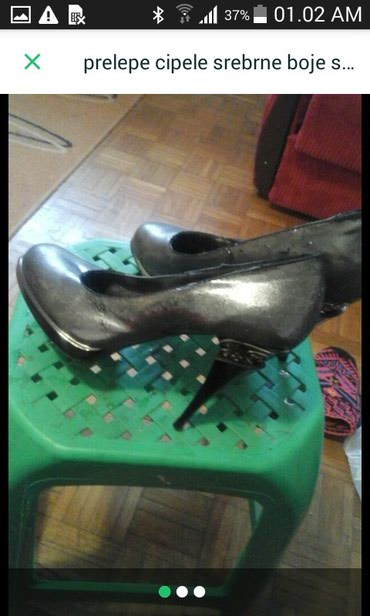 Cipele srebrne 39 - Cacak
