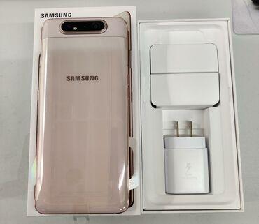 bmw 5 серия 530xi at - Azərbaycan: İşlənmiş Samsung A80 128 GB çəhrayı