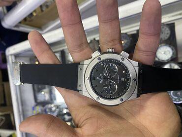 Мужские стильные часы HUBLOT