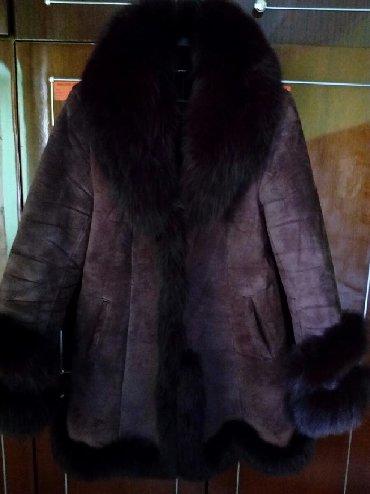 женское платье 54 в Кыргызстан: Дублёнка, натуралка, 54 размер