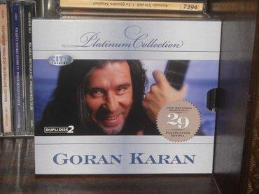Cd goran karan nov - Belgrade