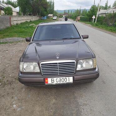 Mercedes-Benz в Беловодское: Mercedes-Benz E 220 2.2 л. 1993