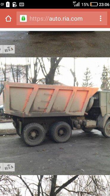 аренда камаз. возьму в аренду камаз,на длительный срок. можно с послед в Бишкек