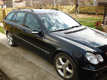 Mercedes-Benz 270 1.7 l. 2004 | 225000 km