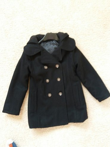 Dečji crni kaput - Surdulica
