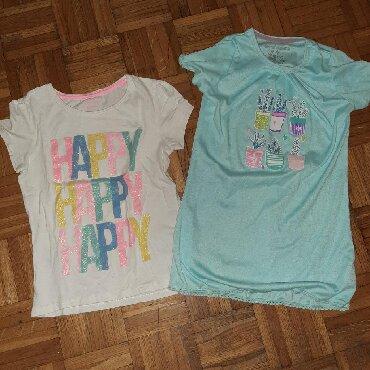 Ostala dečija odeća | Cacak: Ocuvano. 1.majca vel.6-7 ili 122cm,2.haljina 4-5 god.Cena za komad