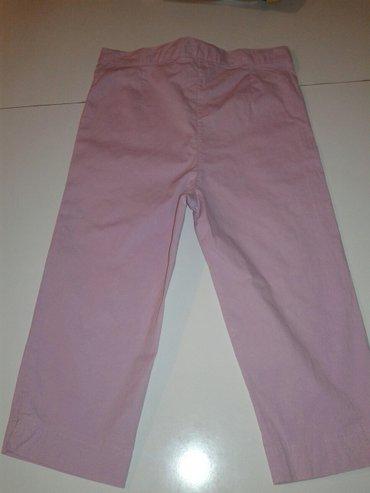 Dečije Farmerke i Pantalone | Jagodina: Pantalone 3/4 velicina 12