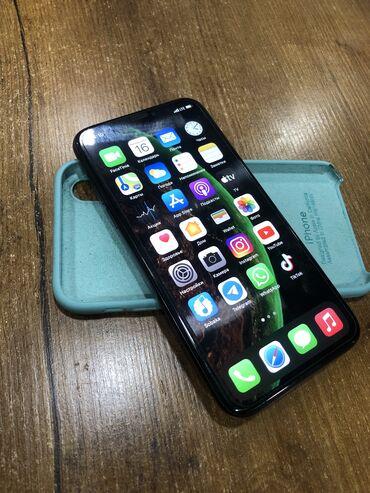 Продам телефон Айфон х 25000 сомов  СРОЧНО ВСЕ РАБОТАЕТ!!!