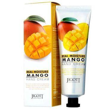 second hand obuv в Кыргызстан: JIGOTT Крем для рук с манго Real Moisture Mango Hand Cream 100 млКрем