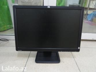 """Az işlənmiş əla vəziyyətdə 22"""" hp le2201w monitor в Баку - фото 2"""