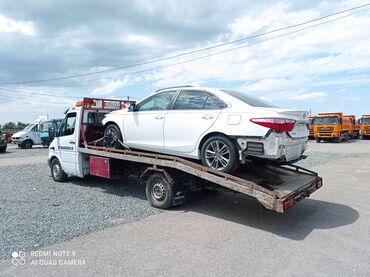 Автоуслуги - Кыргызстан: Эвакуатор | С лебедкой, С прямой платформой, С ломаной платформой Бишкек