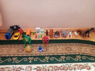 oyuncaq avtovazlar - Azərbaycan: 22 ədəd oyuncaq