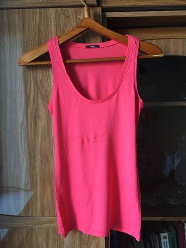 Майка Tezenis в розовом цвете. Новая, ни в Бишкек